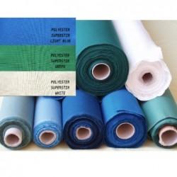 131 - Polyester Superstir fabric