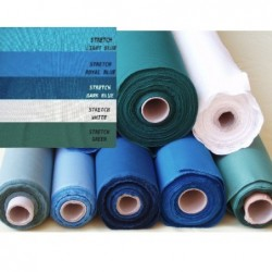 157 - Polyester STRETCH fabric