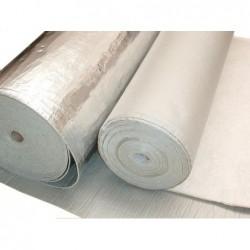 300.TM - Aluminized fabric and felt matched